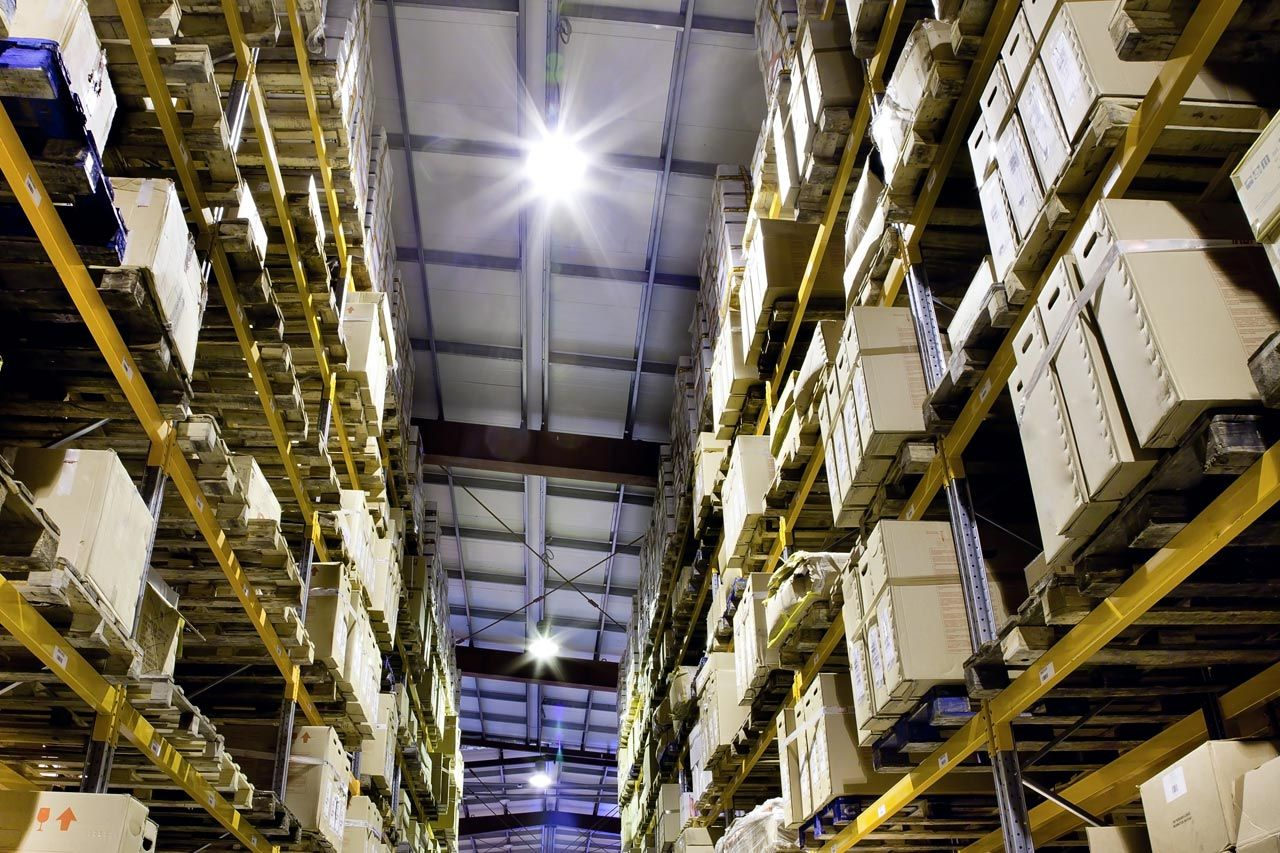 Using Leds In A Warehouse