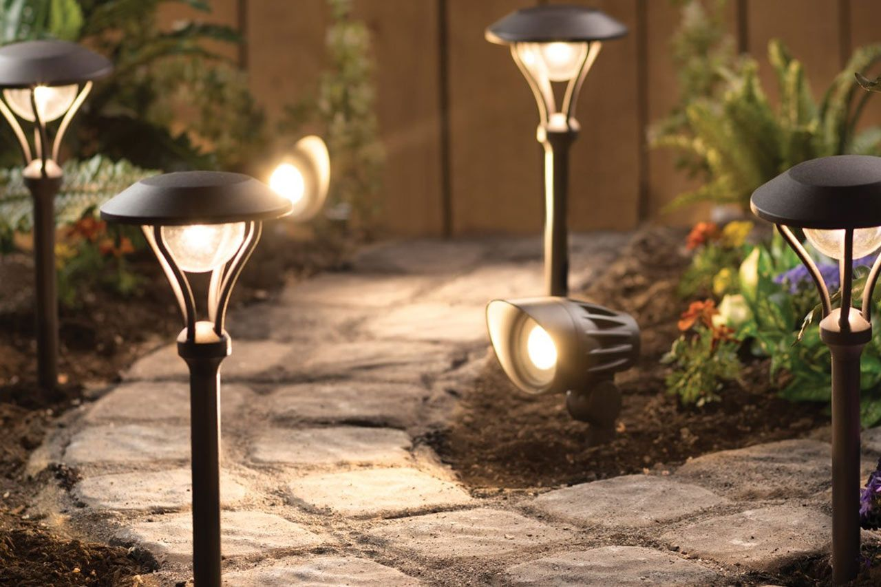 Outdoor LED Lighting for Security, Safety, & Curb Appeal