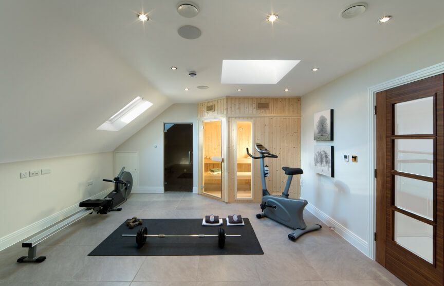 Lighting Tips for Home Gyms