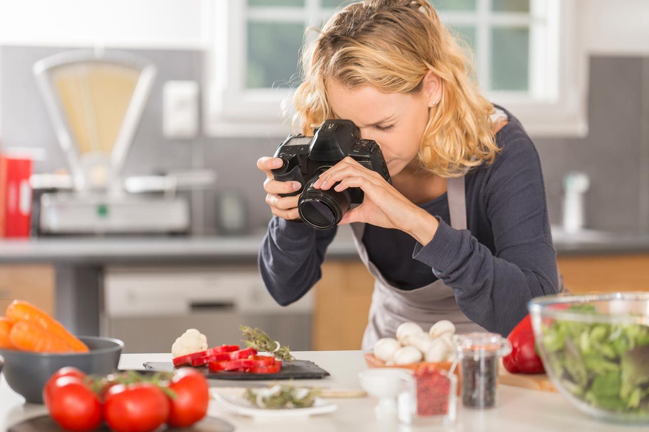 Food Photography Lighting Tips to Savor