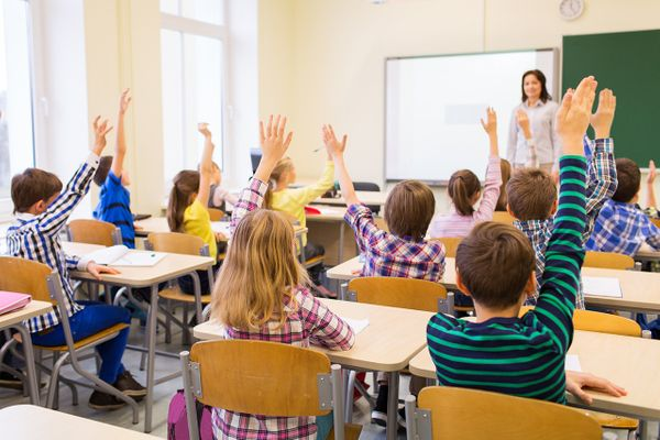 DOE Results for Study on Tunable LED Lighting in Classrooms