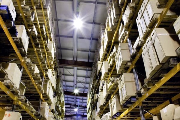 Lighting a Warehouse